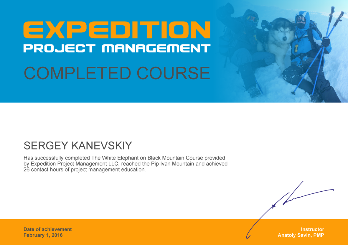 Expedition above high expedition pm projects the professionals planning to pass project management certification 1betcityfo Images